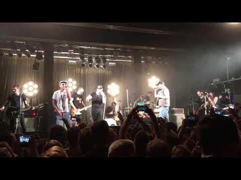 Beatsteaks feat. Deichkind live 18.10.17 in Hamburg - Große Freiheit 36