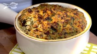 Spinach and Artichoke Dip... Vegan Style!