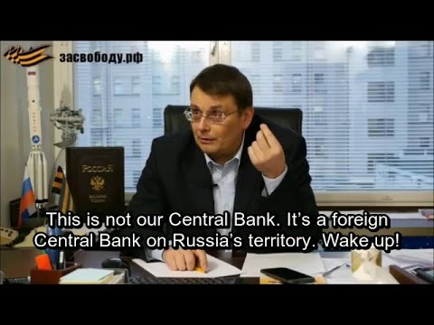 Central Bankers suppressing Russian economy