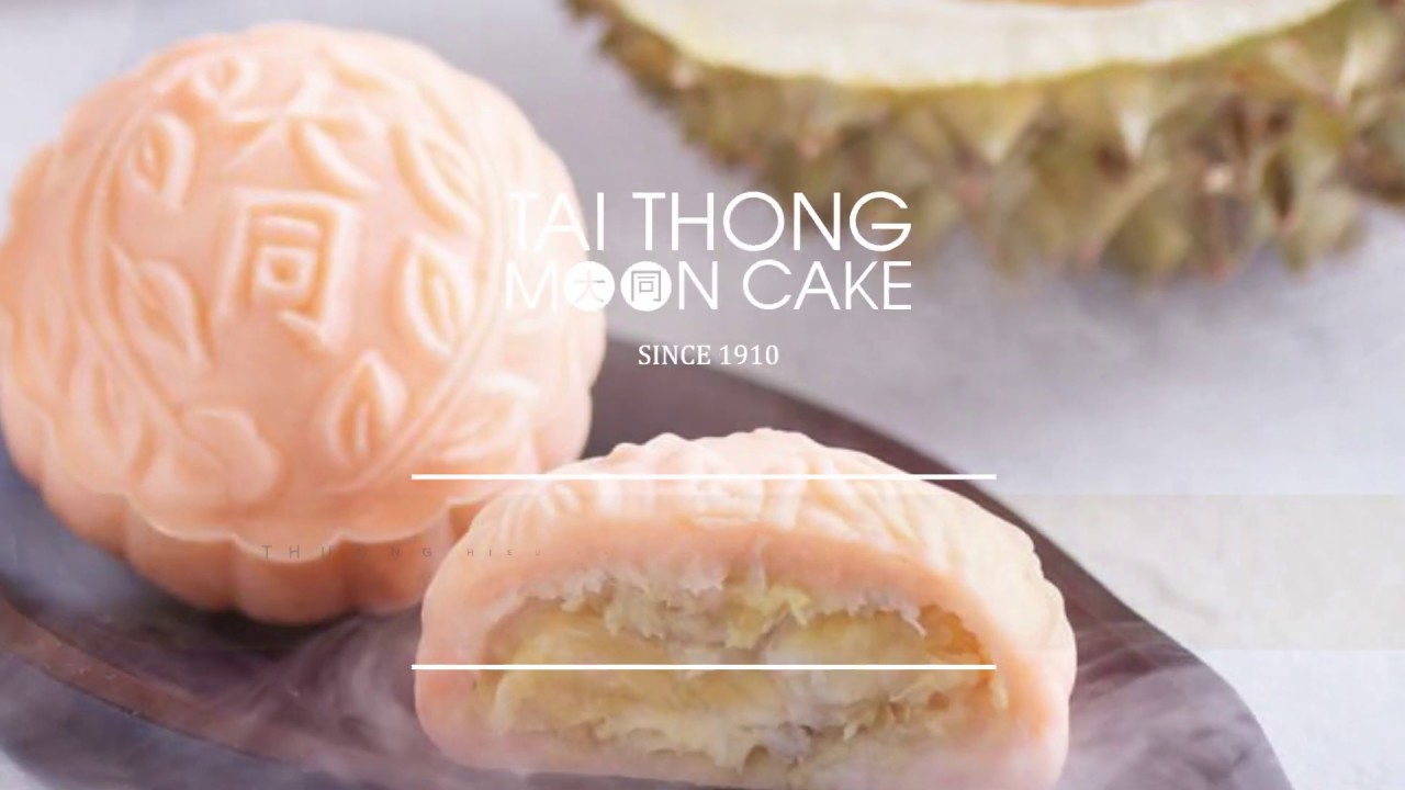 Thương hiệu bánh trung thu thượng hạng Tai Thong Mooncake Vietnam
