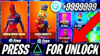 FORTNITE SEE Free and ALLELMENT V-BUCKS! TUTO EN V-BUCKS FREE