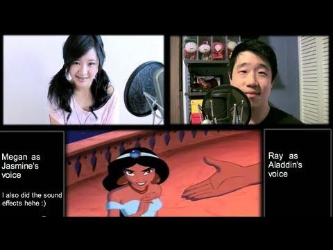 A Whole New World  Aladdin   Megan Lee & Ray Lee