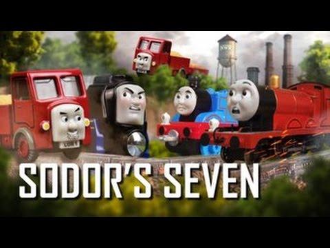 Quarry Quarrel: Episode 2 | Sodor's 7 | Thomas & Friends