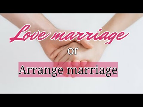 Love Marriage Or Arrange Marriage Line In Hand Palmistry Hand