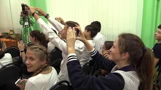 Специалисты МЧС провели открытый урок в Молодёжной библиотеке Симферополя