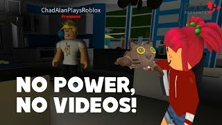 Roblox BLOXBURG LIFE Roleplay | We Can't Make Videos!