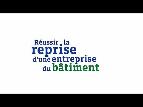 Transmibat : Réussir la reprise d une entreprise du BTP
