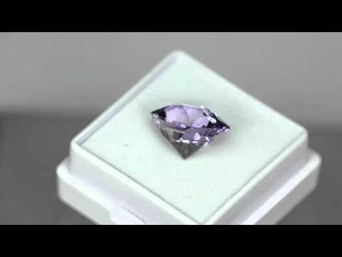 "4.82ct ""Rose de France"" Amethyst"