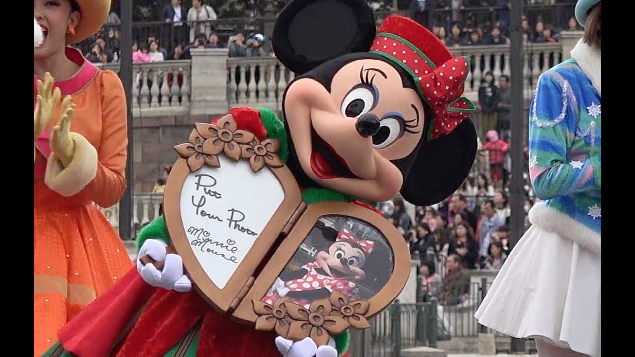 ºoº [ザンビ前] ディズニー シー パーフェクトクリスマス 2015 ミニーの