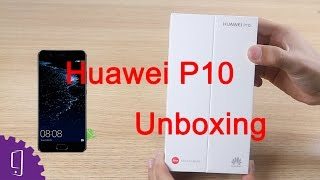 Huawei P10 Unboxing