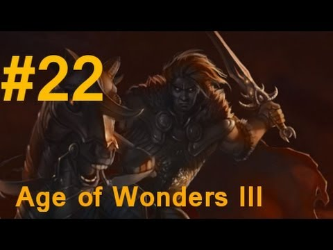 ➜ Age of Wonders 3 Walkthrough - Part 22: Harsh Truths [Hard]