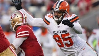 Writer's Block - 'Fan' Punched Browns Defender Myles Garrett