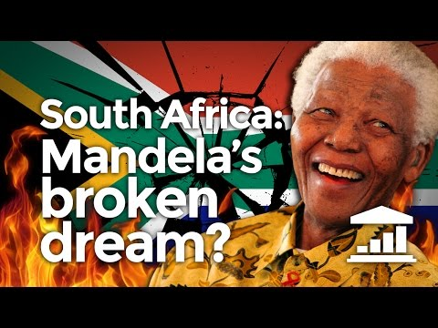 Why is SOUTH AFRICA on the Edge of COLLAPSE? - VisualPolitik EN