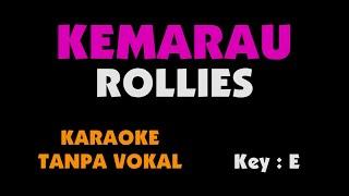 Rollies - KEMARAU. Karaoke - Tanpa vokal.