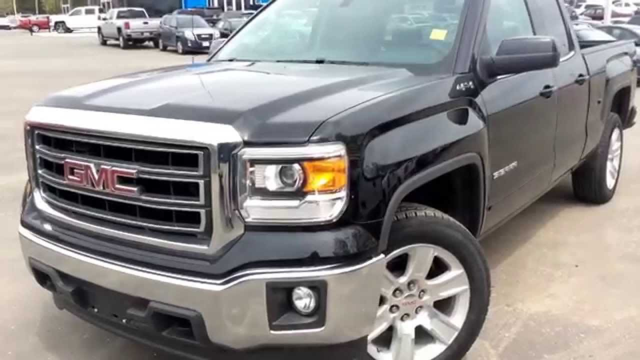 2014 gmc sierra 1500 sle double cab boyer pickering 140334 youtube. Black Bedroom Furniture Sets. Home Design Ideas