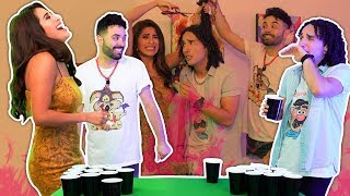 Beer Pong Extremo VS Los Rules
