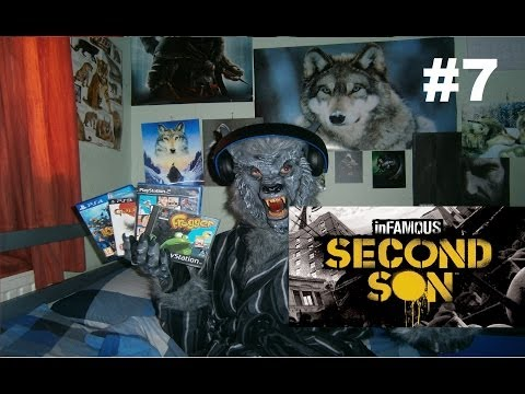 WRECKING DRUGGIES - InFamous: Second Son (Expert Difficulty) Part 7