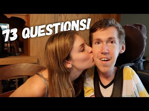73 Questions With An Interabled Couple