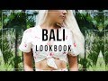BALI LOOKBOOK  I 11 Outfits to Bring on Vacation 🇮🇩