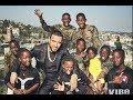 Ugandan Ghetto Kids feature in Vibe magazine cover page