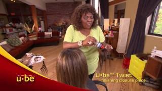 تعلم كيفية إنشاء نمط حياتك الجديدة U-يكون tm نسج الشعر كاب!