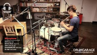 [Sound Sample] Pearl EXX New Export Series Set by www.drumgarage.co.kr