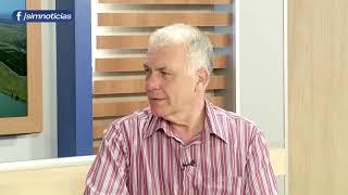 Entrevista do Superintendente do CETCAF, Frederico de Almeida Daher - Record News 25.11.2018