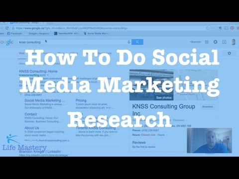 how-to-do-social-media-marketing-research