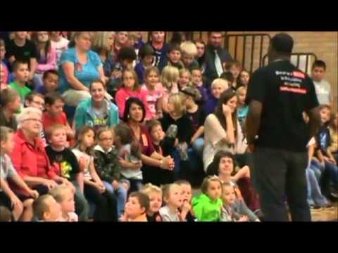 Motivating Youth Bullying presentation (Trego Grade School)
