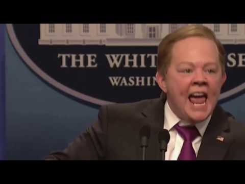Thumbnail: SNL Sean Spicer Is Back White House Press Briefing