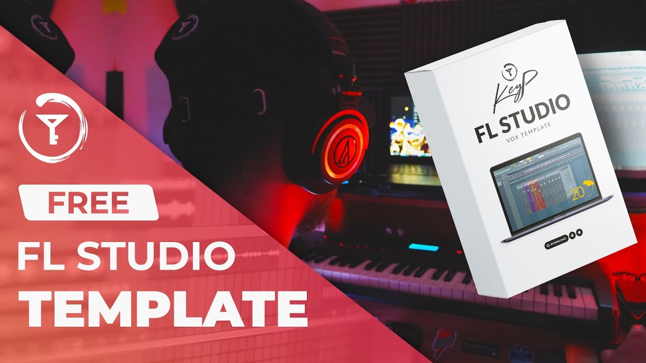 FREE FLP Vocal Recording & Editing Template | How To Use in FL Studio 20