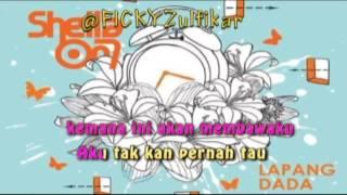 Gambar cover Shela on 7  Lapang Dada karaoke Lyric No Vocal