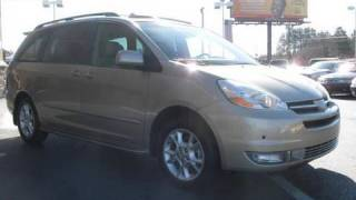2004 Toyota Sienna Limited Start Up, Engine, and In Depth Tour