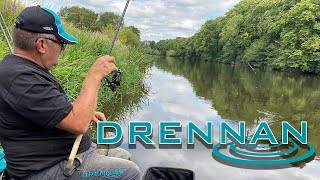 BEHIND THE BOX Ep.01 - Wayne Swinscoe on the Trent!