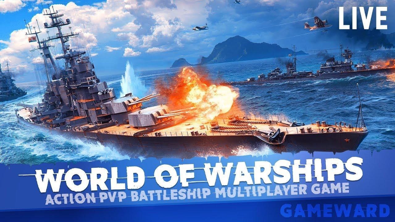 Τρελές ναυμαχίες 🔥 | World of Warships | Greek