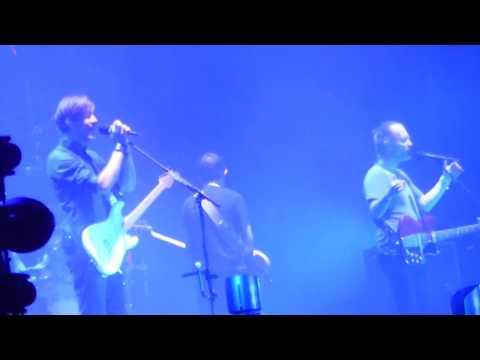 Radiohead 2 + 2 = 5    Live I Days Festival Monza 16-6-2017