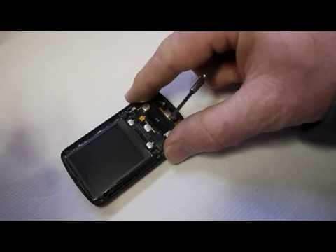 Philips GoGear Vibe | MP3 Player | reparieren | repair | Howto...
