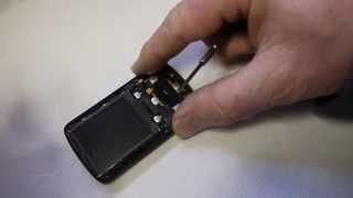 Philips GoGear Vibe | MP3 Player | reparieren | repair | Howto...