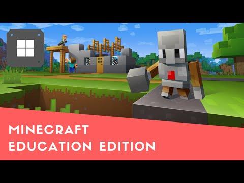 Download Minecraft Education Edition Per Windows 7, 8, 8.1 E 10