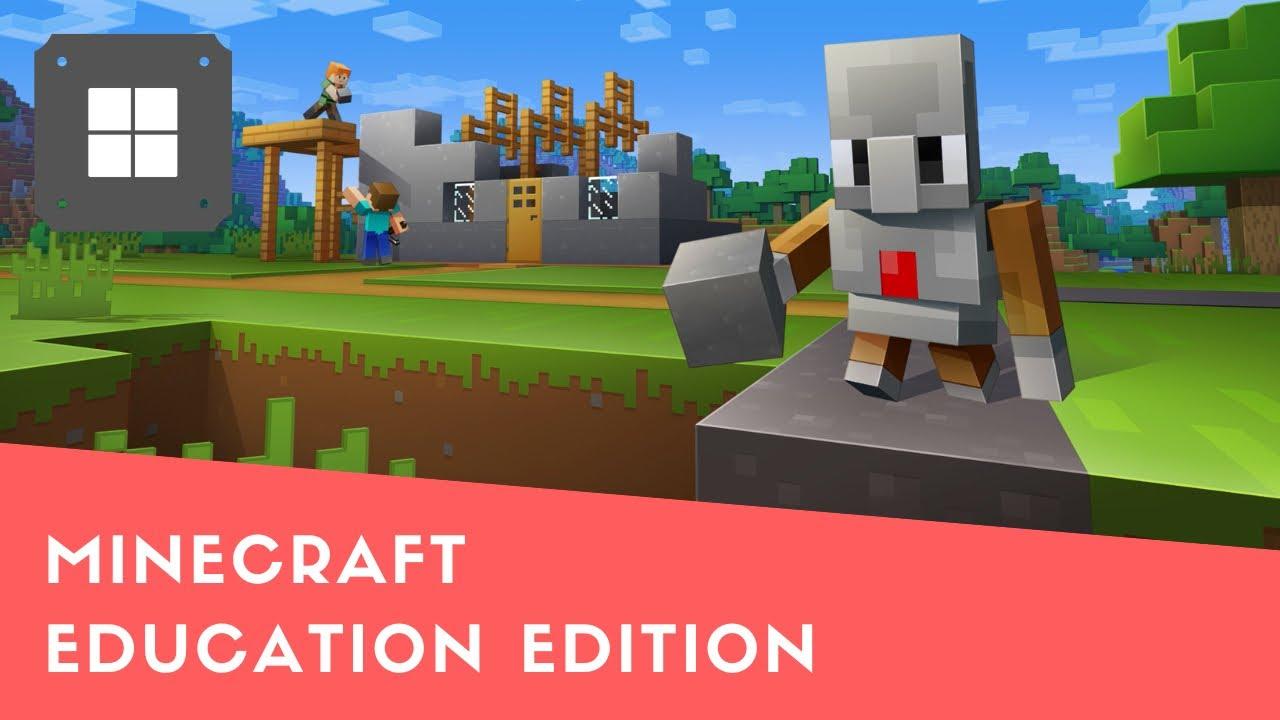 Download Minecraft Education Edition per Windows 10/10.x/10