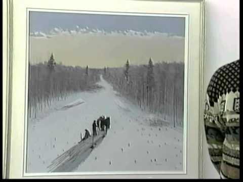 Peter  Shostak . Triangle Gallery Calgary. 1992.