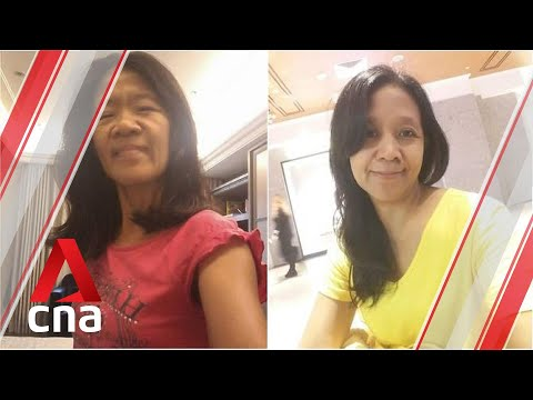 2 sisters among victims in Lucky Plaza car accident