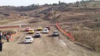 Автокросс Александрия 2015 4 объединенный класс кузова