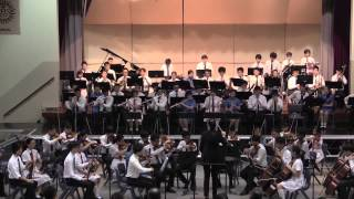 Wah Yan Symphonic Night 2014 - Bernstein - Candide Overture