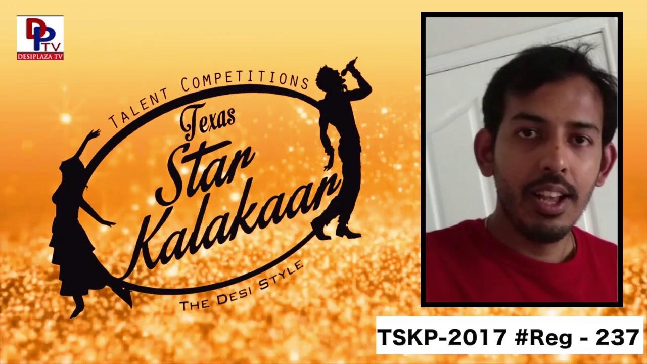 Reg# TSK2017P237- Texas Star Kalakaar 2017