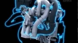 Технология работы и устройство двигателя автомобиля.