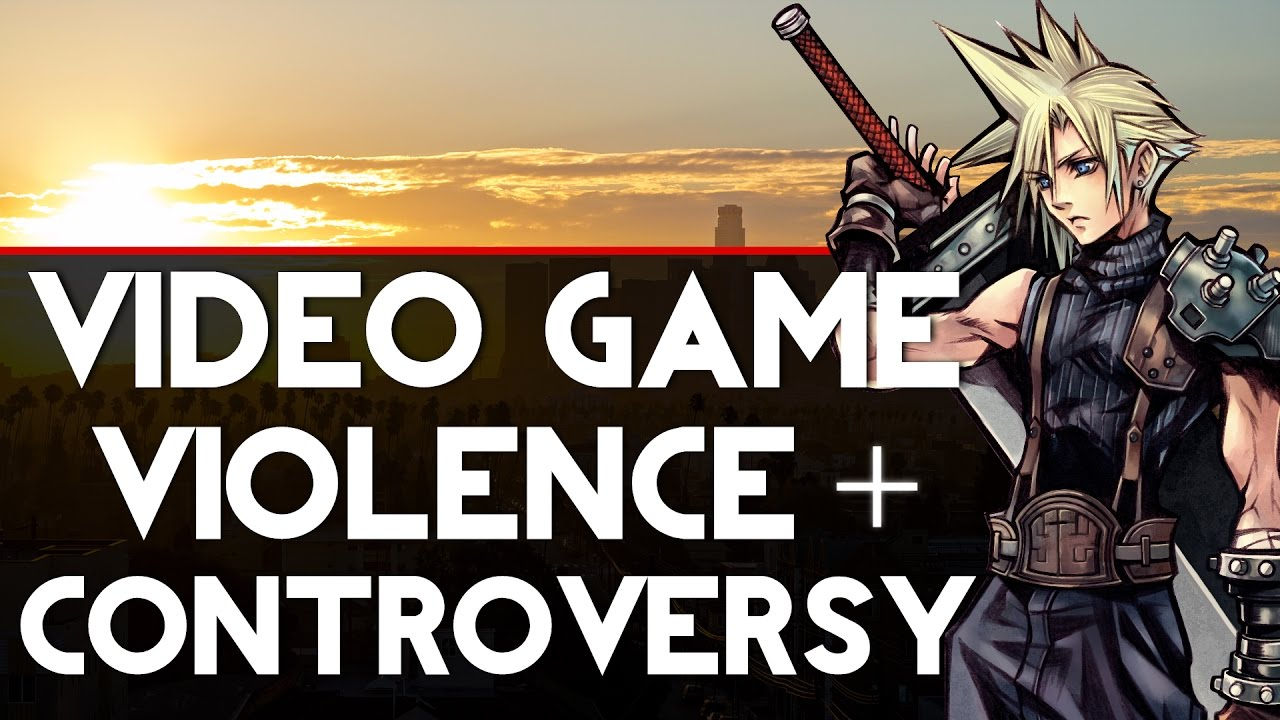 video games cause violence