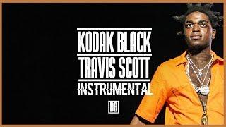 🐍 Kodak Black - ZEZE (Instrumental) ft. Travis Scott x Offset