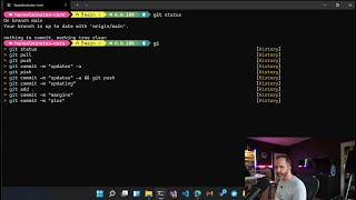How to make tнe ultimate Terminal Prompt on Windows 11 - This video is LONG and WORDY and DETAILED