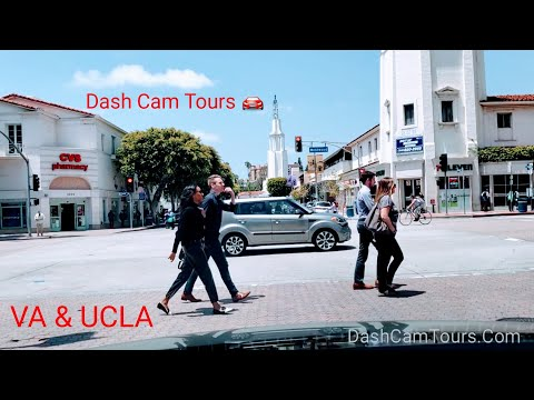 Dash Cam Tours - VA & UCLA